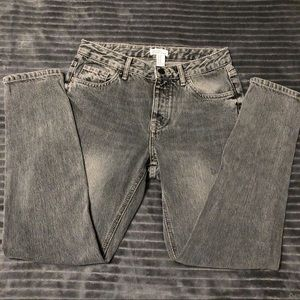 GUC Forever 21 Gray Jeans Sz 26